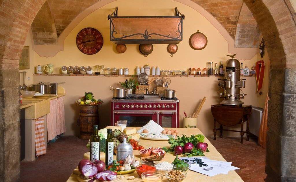 Kochkurs im Il Falconiere