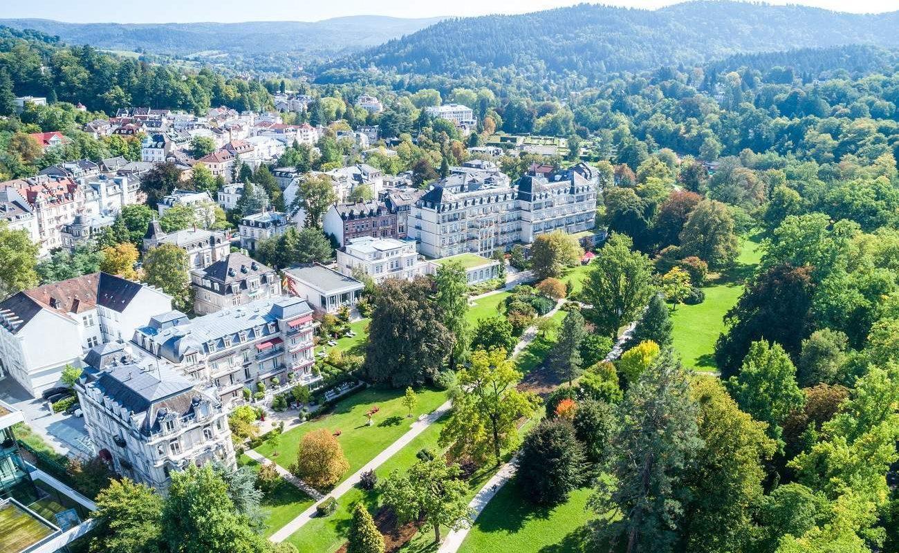 Brenners Park-Hotel & SPA Gesamtansicht