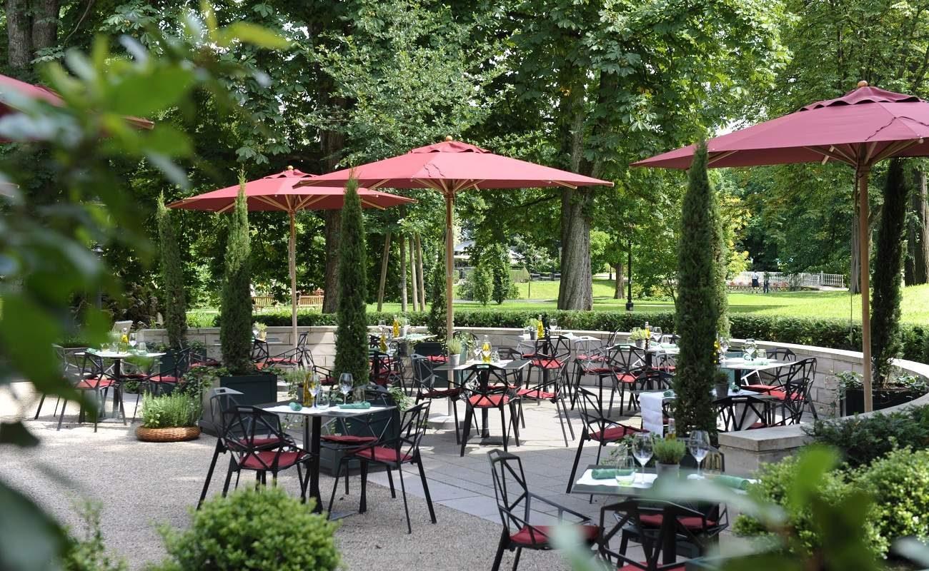 RIVE Gauche Terrasse Baden Baden
