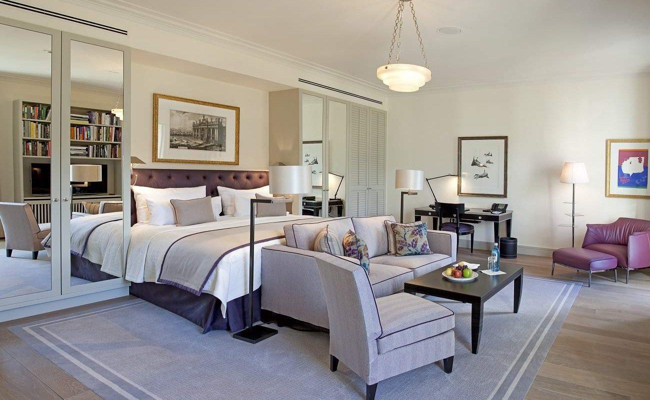 Villa Stephanie - Brenners Park-Hotel - Deluxe Zimmer