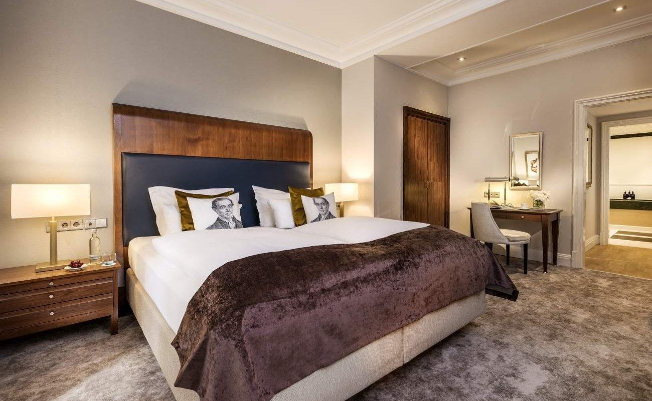 Comfort Suite im Luxushotel in Baden Baden