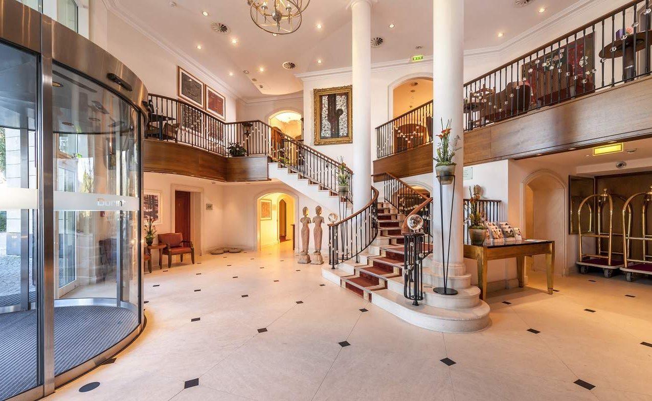 Lobby des Maison Messmer