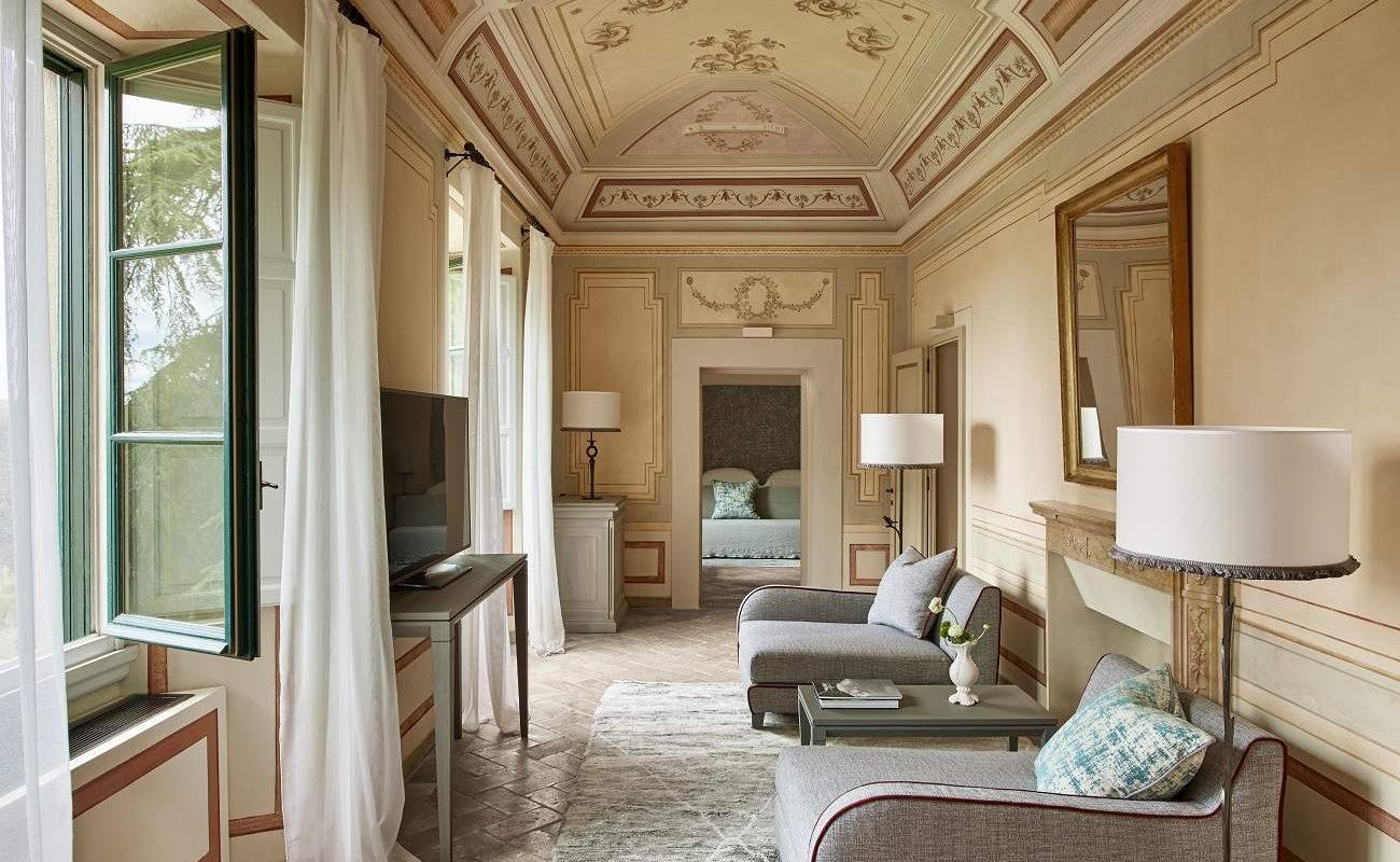 Heritage Suite, Castello del Nero