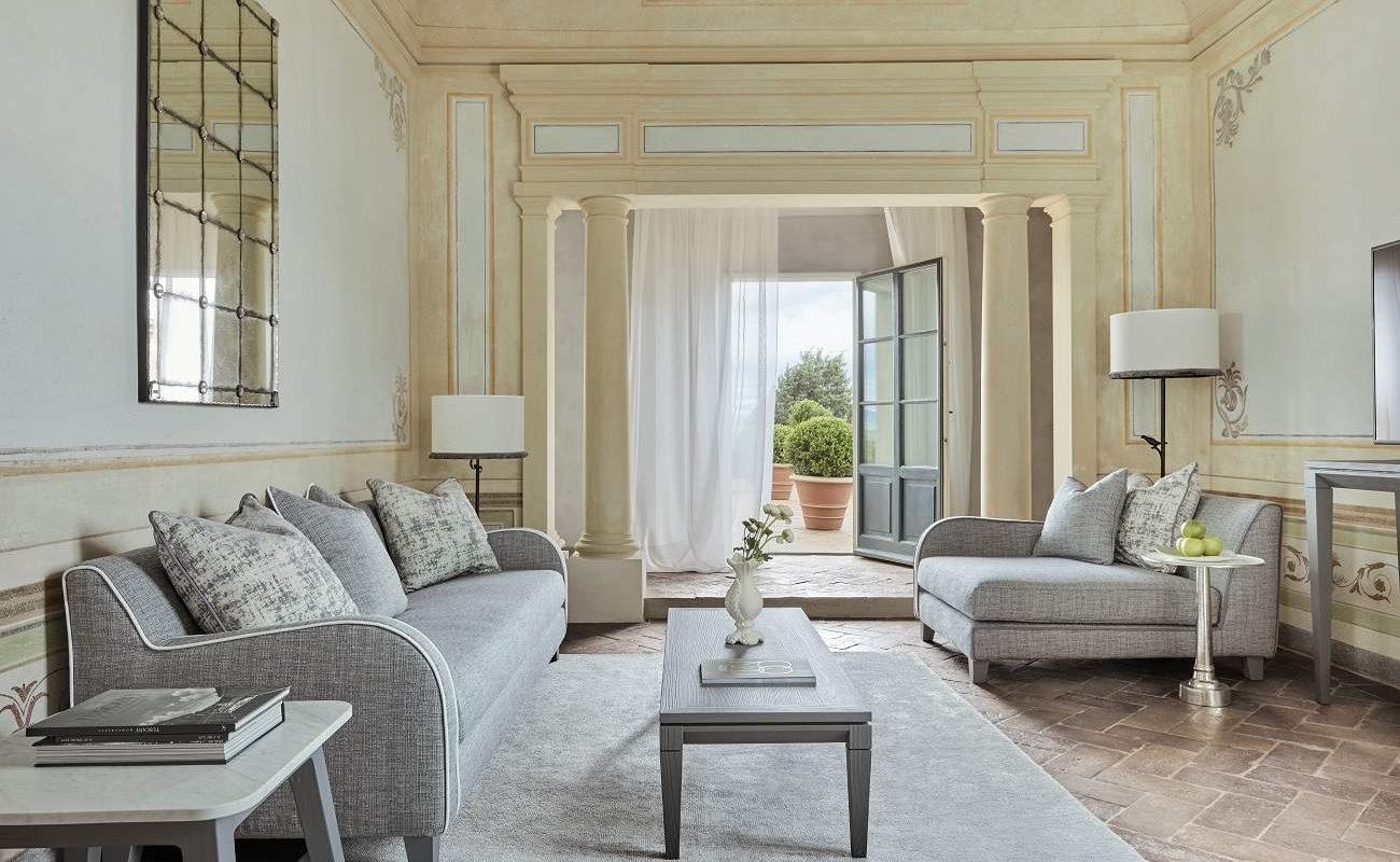 Terracce Suite COMO Castello Del Nero