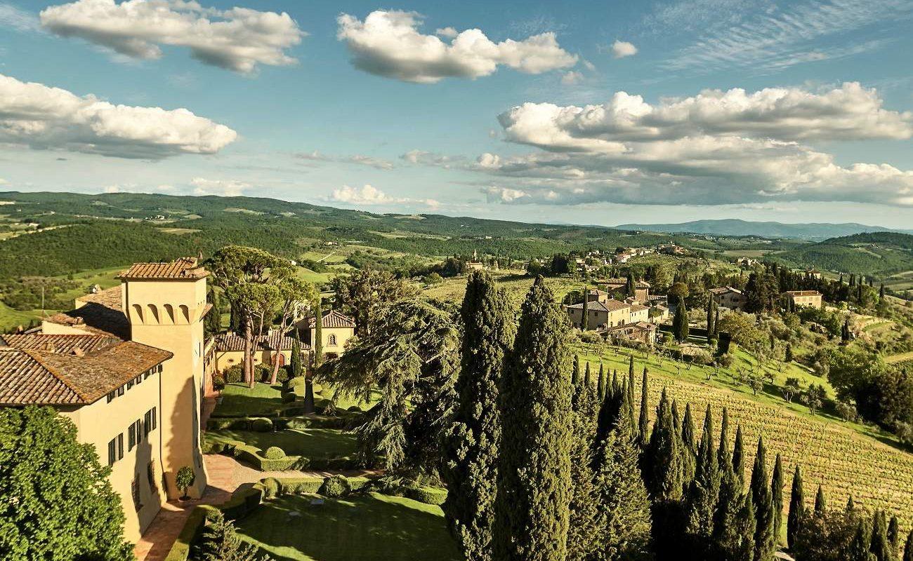Castello del Nero im Chianti